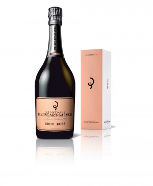 Billecart Salmon Rosé Champanhe