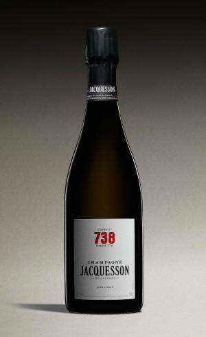 Jacquesson Cuvée 738 Champanhe
